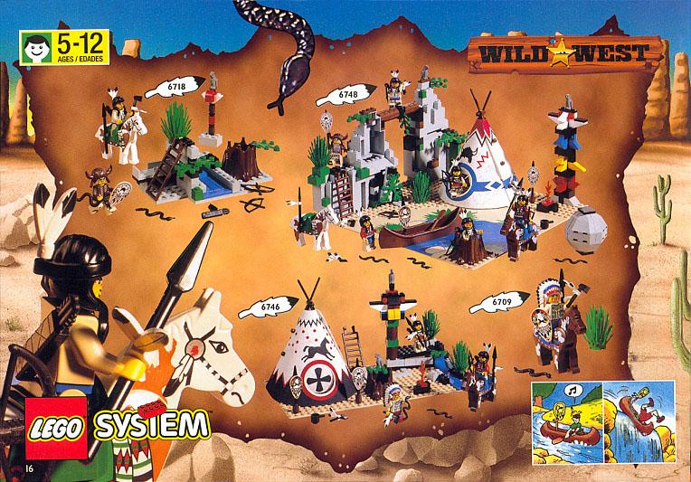1998 LEGO Catalog 4112635/4112636-NA Page 16